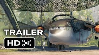 Planes: Fire & Rescue Official