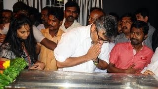 Ajith, Vairamuthu, Shankar and more Celebrities condolences to Kavingar Vaali Death | Funeral