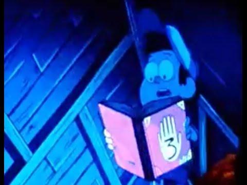 Gravity Falls Season 2 Trailer #SDCC