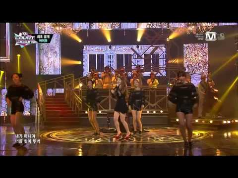 131010 IU - The Red Shoes '분홍신' (Comeback Stage) @ M! Countdown [720P]