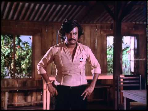 Rajinikanth fights for Radha