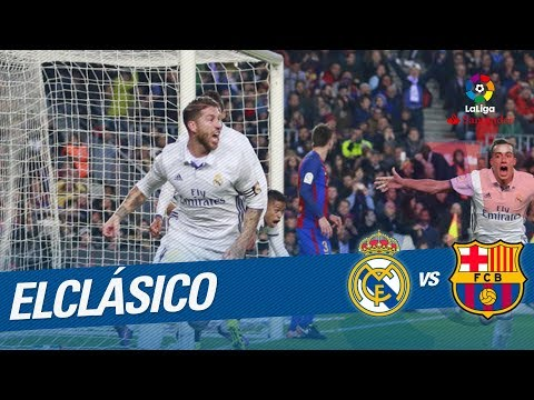 El Clasico - TOP Header Goals 2006 - 2017