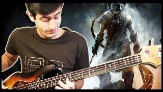 Skyrim Meets Metal Bass
