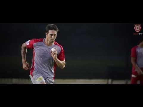 Mitchell Johnson Unleashed | KXIP | KingsXIPunjab | IPL