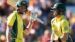 Australia beat India by five-wickets in the first ODI