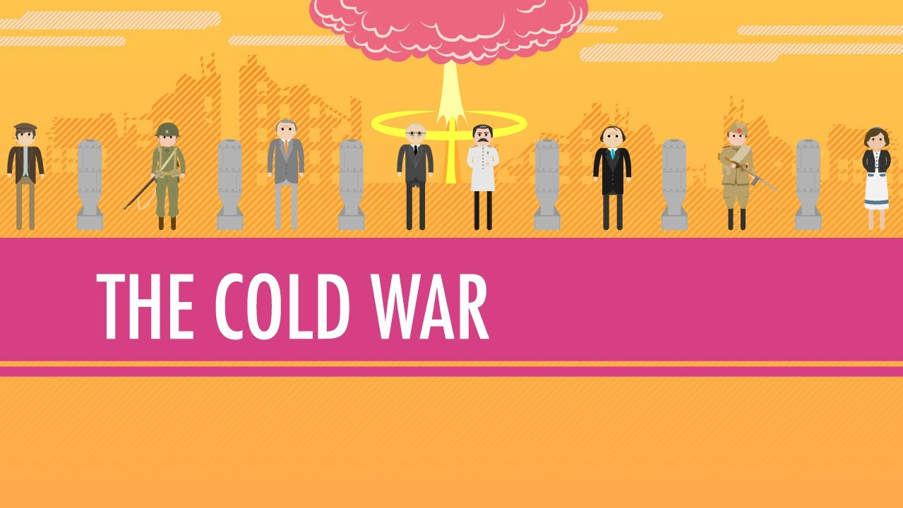 an analysis of the cold war between the united states and the soviet union In 1945, one major war ended and another began the cold war lasted about 45 years there were no direct military campaigns between the two main antagonists, the united states and the soviet union.