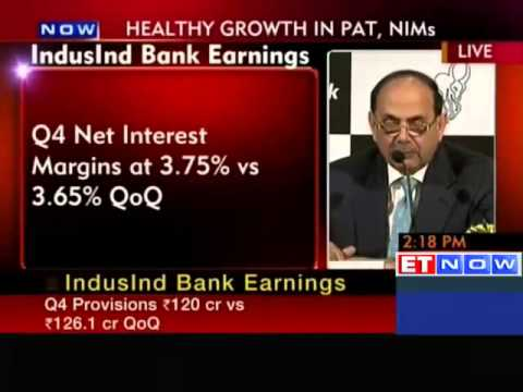 IndusInd Bank net profit rises 29% in Q4