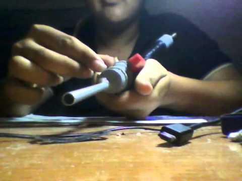 Cách làm súng hơi PCP mini giá rẽ