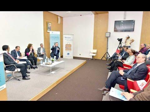 Cycle de conférences du Groupe Le Matin :  La propriété industrielle, un actif immatériel au service de la croissance des entreprises