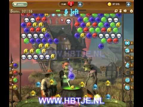 Bubble Witch Saga level 70