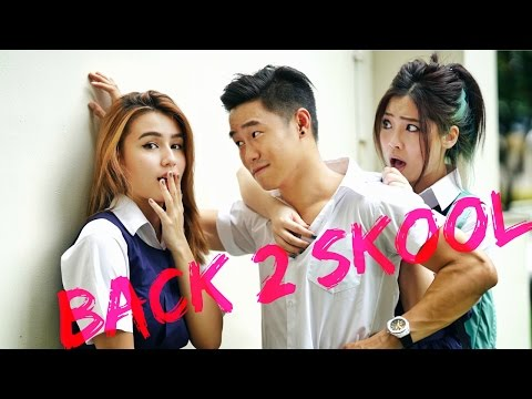 Back To School | Eden Ang