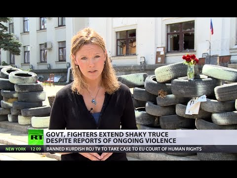Truce or false? Kiev, E. Ukraine fighters extend shaky ceasefire