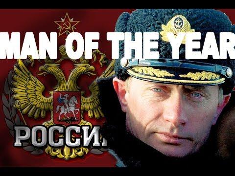 Putin Człowiekiem Roku MaxTV - Max Kolonko Mówi Jak Jest