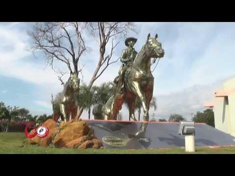 13/06/2015 - Monumento Cavaleiro das Américas
