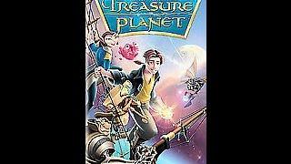 Treasure Planet  Walt Disney Classics  VHS PAL  500