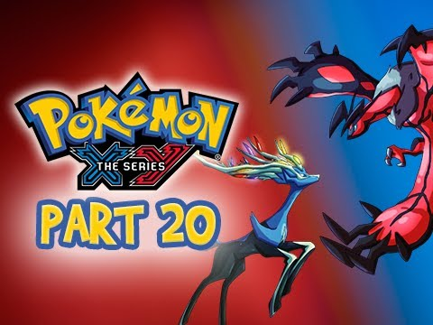 Pokemon X and Y Gameplay Walkthrough Part 20 - TM 94 Rock Smash (3DS Let's Play Commentary)