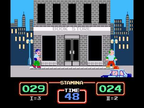 Urban Champion - Winter 2014 Netplay Tournament: IgorBird Vs. Retroboy - Urban Champion - User video