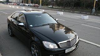 Mercedes C200 Kompressor W204 - Тест-Драйв