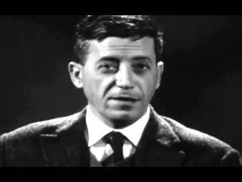 Interview de Mohammed Dib au sujet de «Qui se souvient de la mer» (1963)