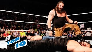 Top 10 SmackDown moments: WWE Top 10, August 27, 2015