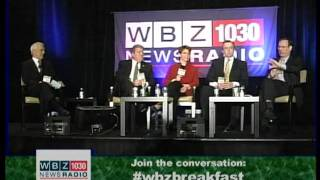 Getting Into College and Paying For It - WBZ Business Breakfast - February 16th, 2012