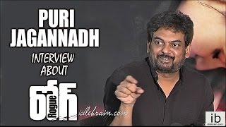 Puri Jagannadh interview about Rogue