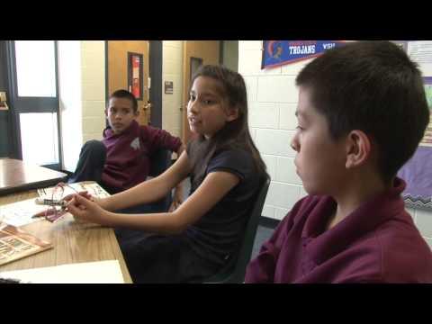 A Teacher's Best Friends - McGlone Elementary's 'Fab Five'