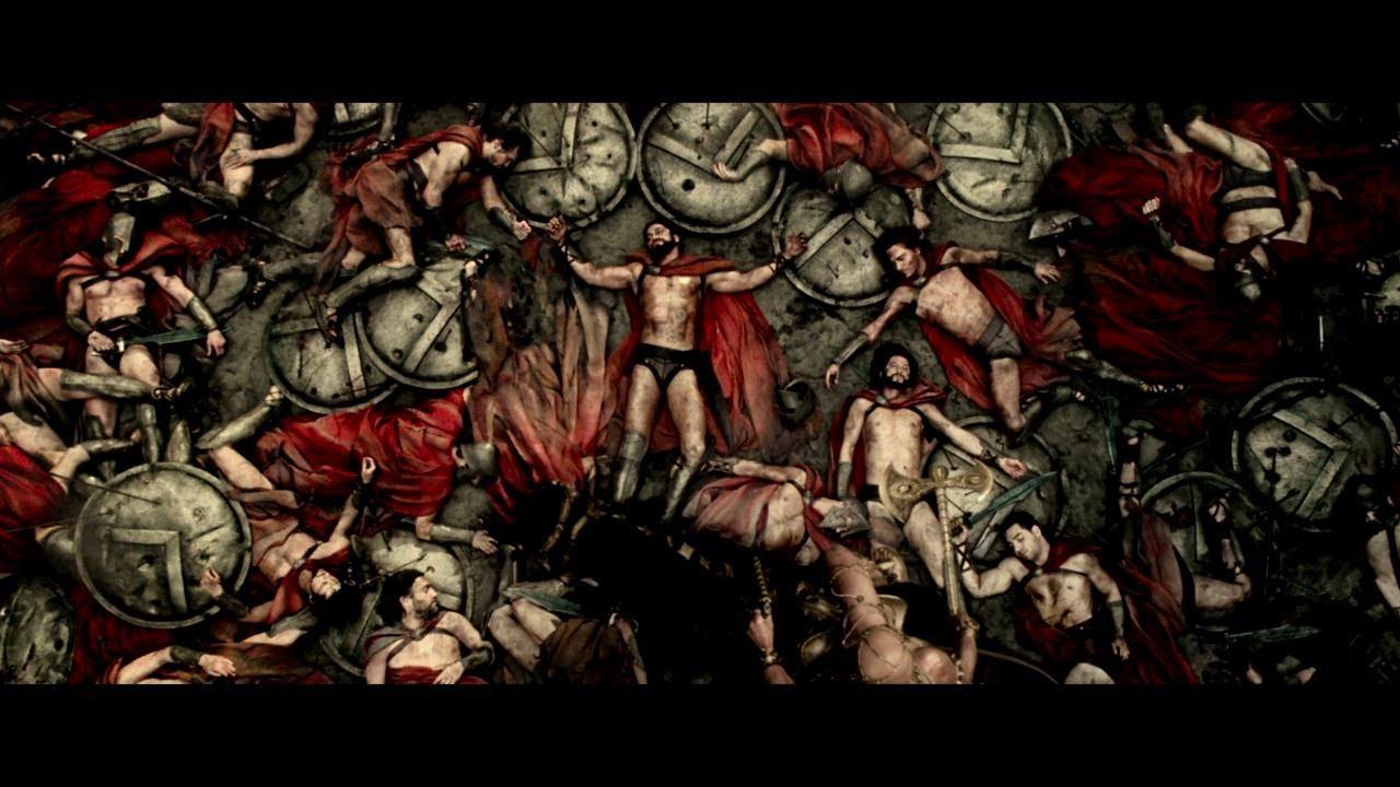300 спартанцев 2007 смотреть онлайн бесплатно полный
