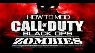 How To Mod Black Ops Zombies Offline PS3 No Xploder Or