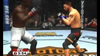 UFC Undisputed 2009 Best Knockouts Montage