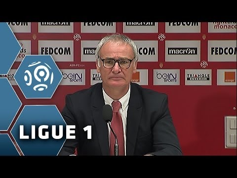 Monaco - PSG (1-1) - La Conférence d'après-match de Claudio Ranieri - 2013/2014