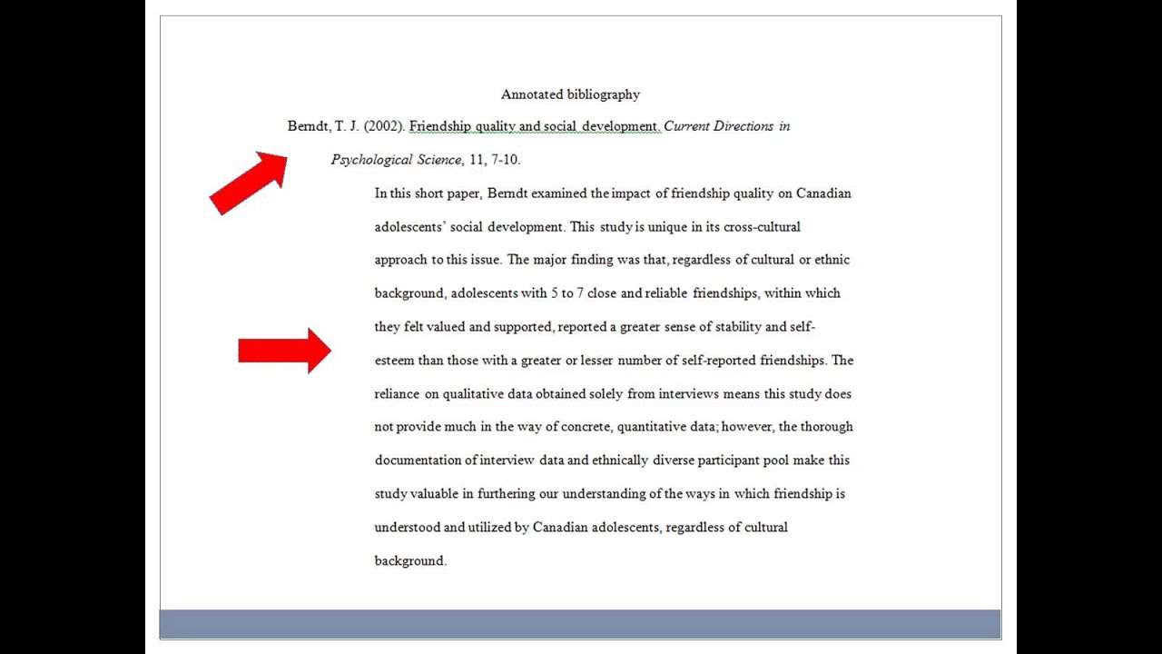 apa format research paper reference page