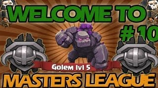 Clash Of Clans: Lets Play #10 Welcome To Masters League