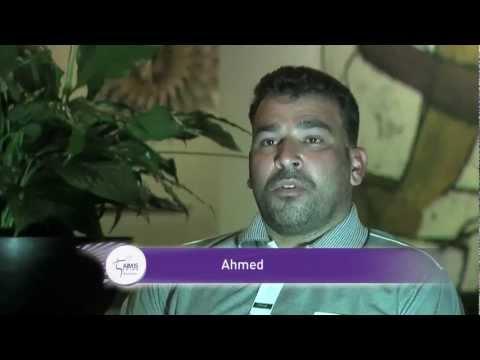 Ахмед, огнестрельная травма позвоночника