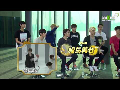 [Vietsub] 140905 The Ultimate Group with EXO [EXO Team]