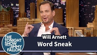 Word Sneak with Will Arnett