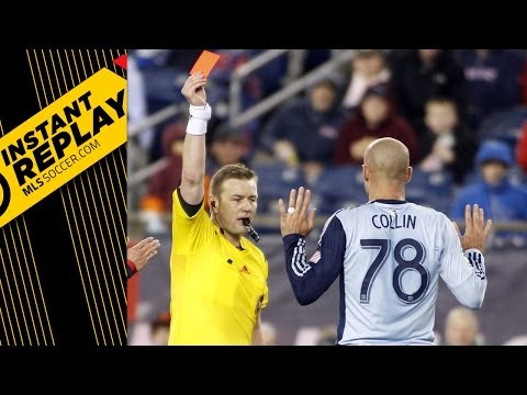 Aurelien Collins first MLS red card disected | Instant Replay