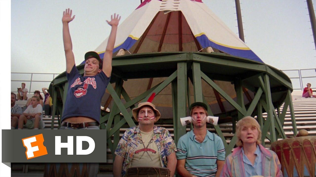 Major League (8/10) Movie CLIP - The Cleveland Wave (1989 ...  Major League Movie Fans
