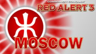 Command & Conquer: Red Alert 3 Co-Op - Empire of the Rising Sun Mission 8, Moscow