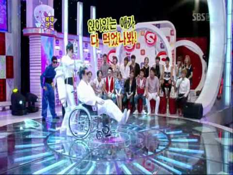$t@r K!ng 240710 Super Junior-Shindong&Eunhyuk Dance cut, Disclaimer: NOT MINE! Belong to SBS Cr: Kpopella