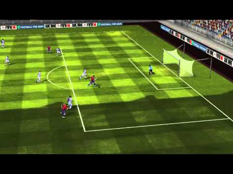 FIFA 14 Android - Earth Eleven VS CD Antofagasta