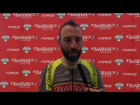 Copertina video Johnny Cattaneo (Wilier Force squadra corse)