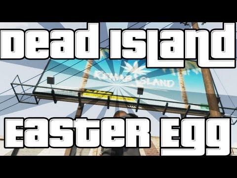 GTA 5 Dead Island Easter Egg (Grand Theft Auto 5)