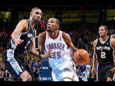 San Antonio Spurs vs Oklahoma city thunder Nba playoffs 2014 Western Conference Finals prediction