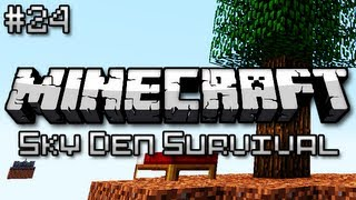Minecraft: Sky Den Ep. 24 - Alloy Furnace