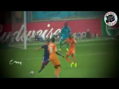 World Cup 2014 - Match 8 - Japan Vs Ivory Coast (1-2) Group C
