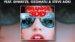 Piranha 3D Official Soundtrack Album Preview Songs From