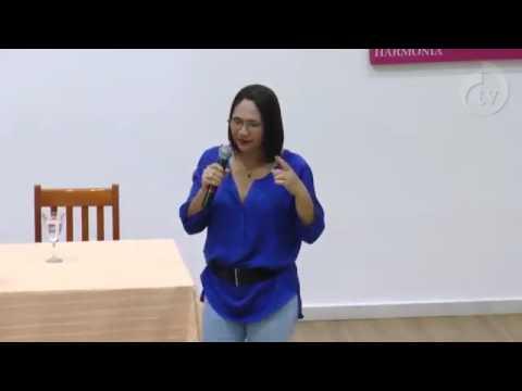 CAP IX - BEM AVENTURADOS O QUE SÃO MANSOS E PACÍFICOS - Palestrante: Isabel Guimarães (03.06.2017)