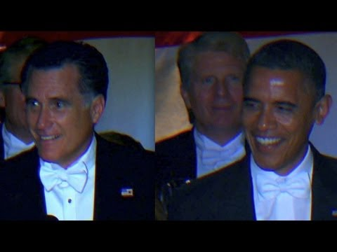 Raw Video: See Mitt Romney's full Al Smith dinner speech