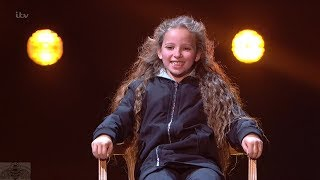 Britain's Got Talent 2017 Live Semi-Finals Issy Simpson 8 Year Old Magician Full S11E10